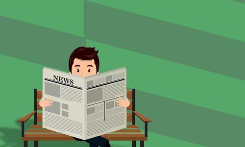 Newspaper-Baneer